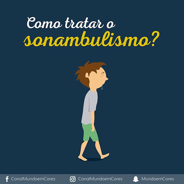 Como tratar o sonambulismo em crianças?