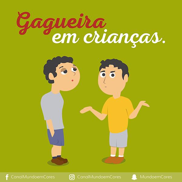 Como lidar com a Gagueira em crianças?