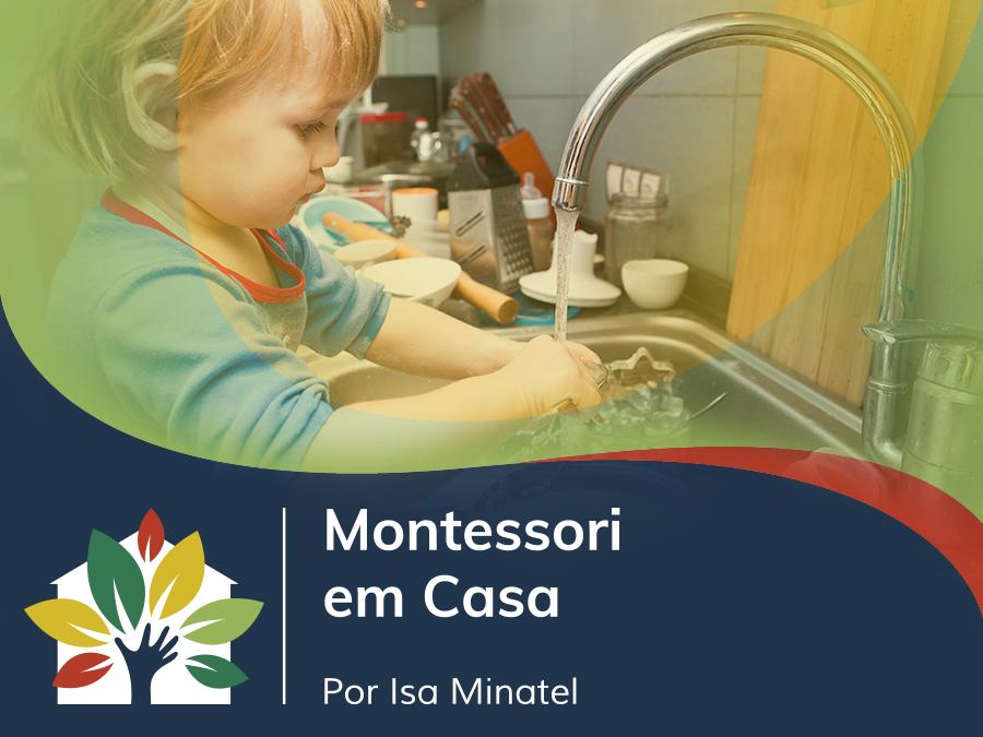 Curso Online Montessori em casa