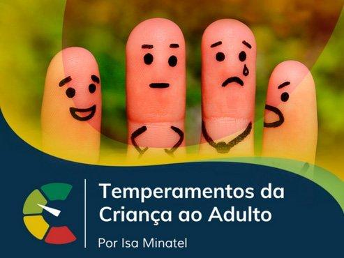Curso Online Temperamentos da Criança ao Adulto