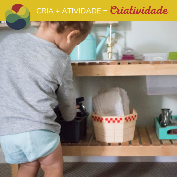 Atividades de limpeza para crianças