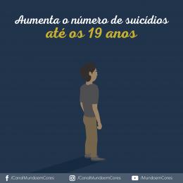 Aumentam os casos de suicídio entre crianças