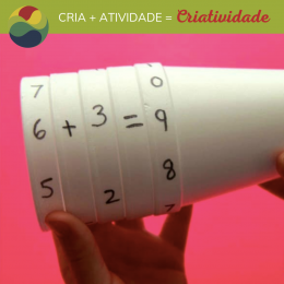 Atividade para aprender matemática