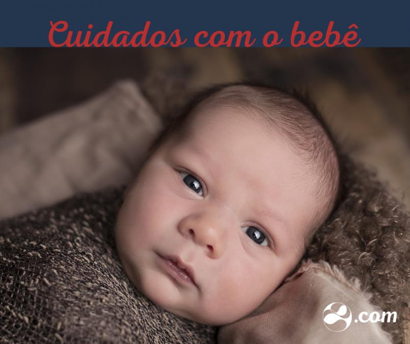 Aprenda como cuidar de um recém-nascido