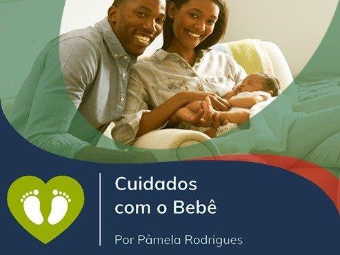 Curso Online Cuidados com o Bebê