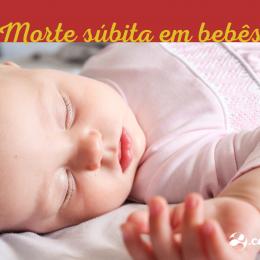 Posição certa para dormir evita morte súbita de bebês
