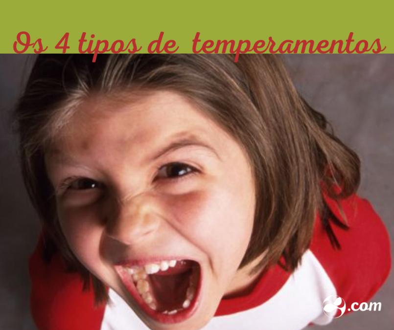 Existem quatro tipos de temperamentos e entender sobre eles melhora as relações