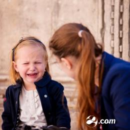 Como lidar com os erros da criança