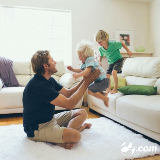 A importância do pai na vida da criança