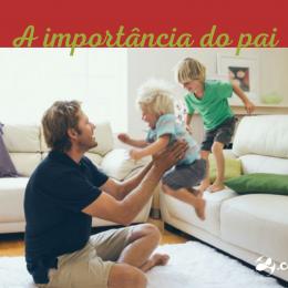 Pesquisas recentes revelam a importância do pai na vida da criança