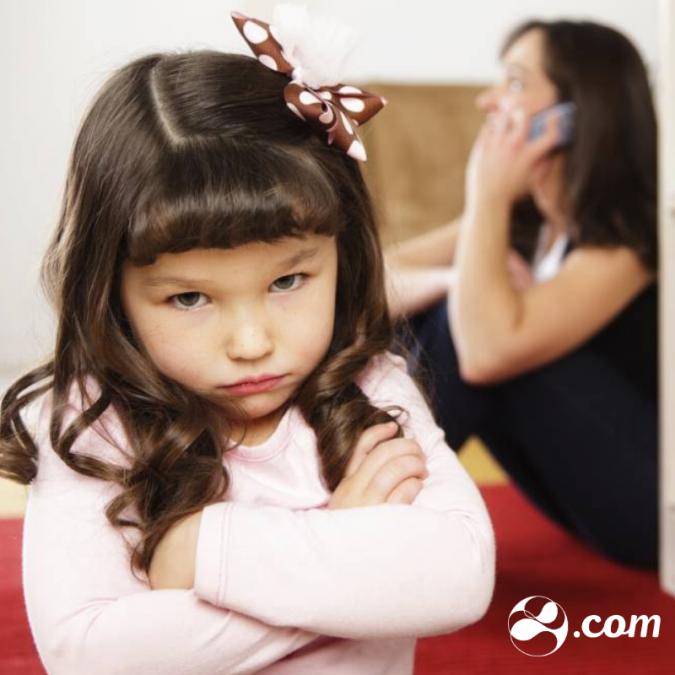 O que é a parentalidade distraída?