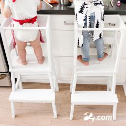 Os benefícios das tarefas domésticas para crianças